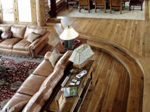 3D White Oak Floor