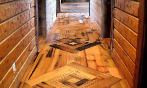 3D Picklewood Hallway
