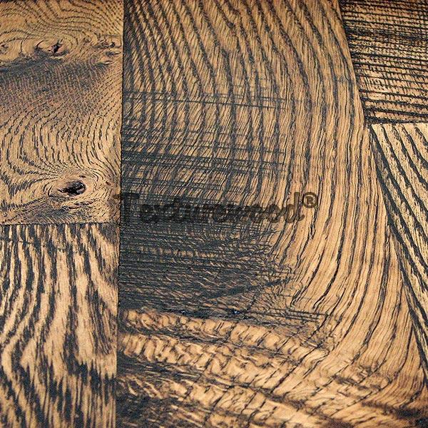 Oak Classic Patina Texturewood Floors By Birch Creek Millwork Inc