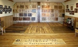Birch Creek Millwork Showroom