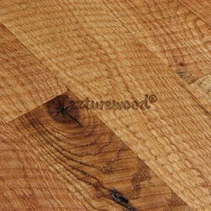 Red Oak w/ Circle Sawn Texture