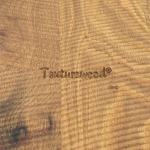 White Oak w/ Circle Sawn Texture
