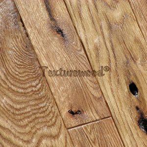 Red Oak w/ Hand Scraped Plus Texture
