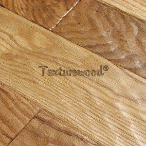 Red Oak w/ Hand Scraped Texture