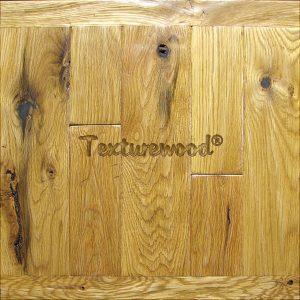 White Oak w/ Hand Scraped Texture