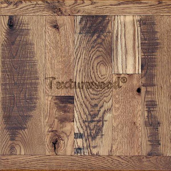White Oak w/ Skip Planed Texture