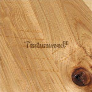 Hickory w/ Skip Sawn Texture