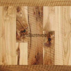 Hickory w/ Skip Sawn Texture