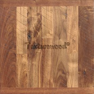 Walnut w/ Skip Sawn Texture
