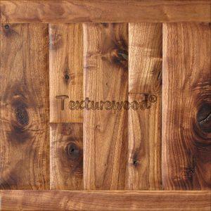 Walnut w/ Smooth Chalet Texture