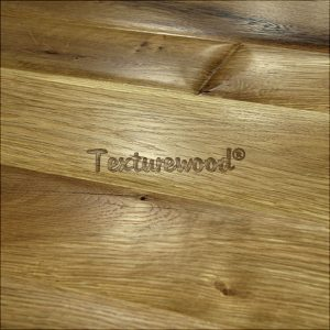 White Oak w/ Smooth Chalet Texture