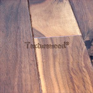 Walnut w/ Smooth Planed Texture