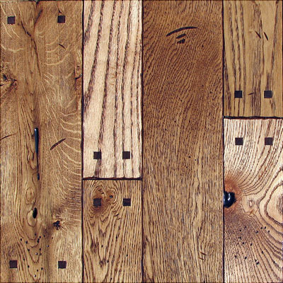 Square Pegs Texturewood Floors By
